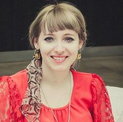 Ольга Быковская - angielski > rosyjski translator