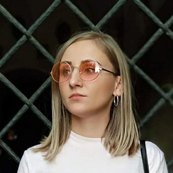 Olga Lesiv - angielski > polski translator