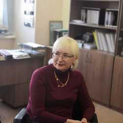 Irina Krasnova - angielski > rosyjski translator