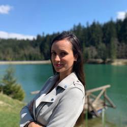 Kristina Chaparro - inglés a eslovaco translator