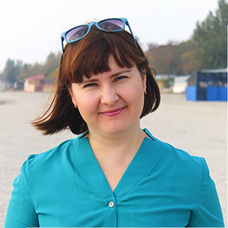 Kateryna Melnychenko - English > Russian translator