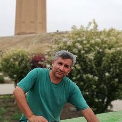 Keyvan Azami - Kurdish to Farsi (Persian) translator
