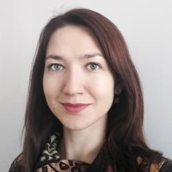 Viktoriia Kalyna - angielski > ukraiński translator