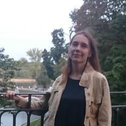 Yuliya Vouna - angielski > rosyjski translator