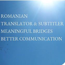 TRAD Melina - French a Romanian translator