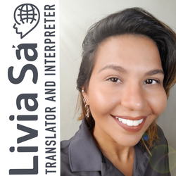 Livia Sá - inglés a portugués translator