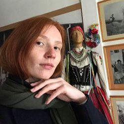 Олександра Мазур - polaco a ucraniano translator