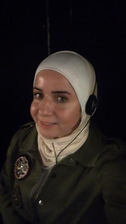Amani Agha - English to Arabic translator