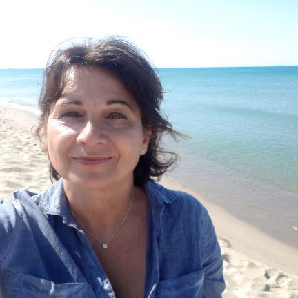 Sabine Sepandj - Italian to German translator