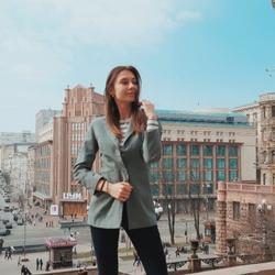 Yulia Musienko - angielski > ukraiński translator