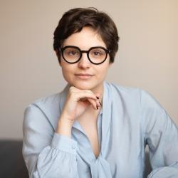 Gabriela Pogorzelska - angielski > polski translator