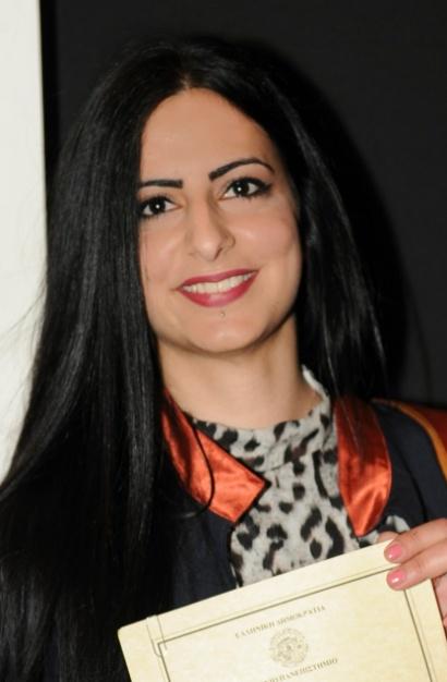 Maria Kanellopoulou - angielski > grecki translator