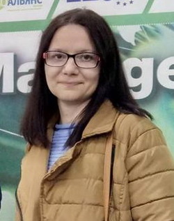 Inna Kovalenko - angielski > ukraiński translator